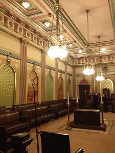French Lodge Room
