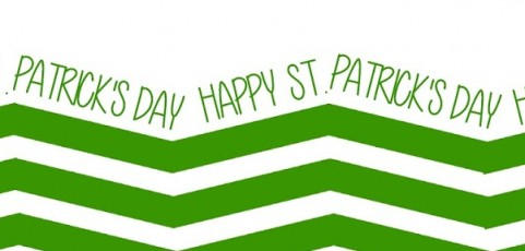 St Patrick's Day Feast – Rainbow Fundraiser on March 14th