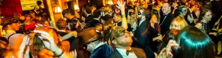 1st Annual Halloween Costume Ball – October 22, 2016, 7:30 to 12:00am